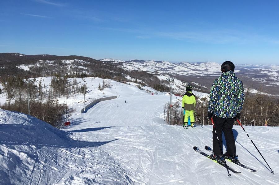 Лучшие горнолыжные курорты Башкирии